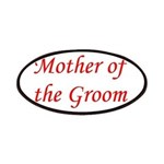 Mother of the Groom Patches