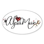 Alyssa Marie Coon Logo Sticker