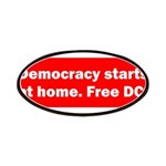 Democracy Starts at Home Patches
