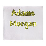Adams Morgan Throw Blanket