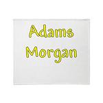 Adams Morgan Throw Blanket