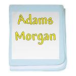 Adams Morgan baby blanket