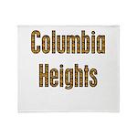 Columbia Heights Throw Blanket