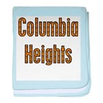 Columbia Heights baby blanket