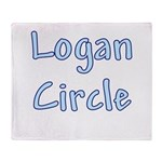 Logan Circle Throw Blanket