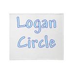 Logan Circle Throw Blanket