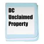 DC Unclaimed Property baby blanket