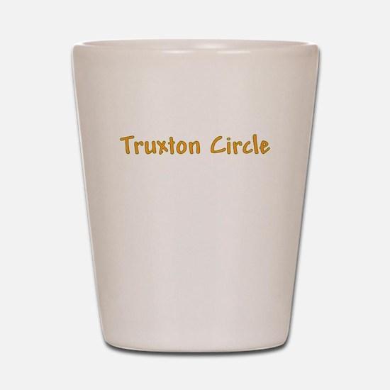 Truxton Circle Shot Glass