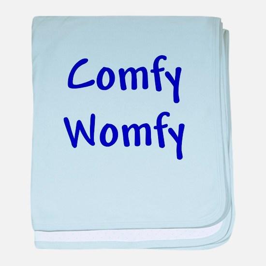 Comfy Womfy baby blanket