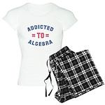 Addicted to Algebra Women's Light Pajamas