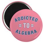 Addicted to Algebra Magnet