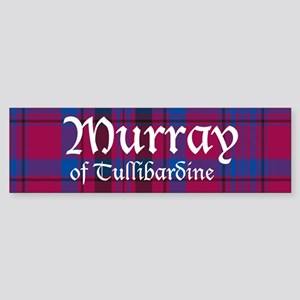 Tartan - Murray of Tullibardine Sticker (Bumper)