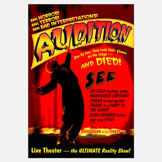 Audition Horror Movie