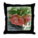 Beautiful Moments Roses Throw Pillow