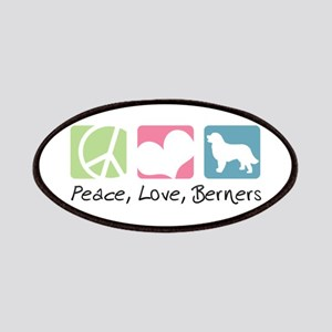 Peace, Love, Berners Patches
