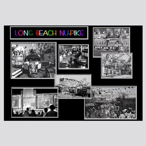 Long Beach Pike Collage