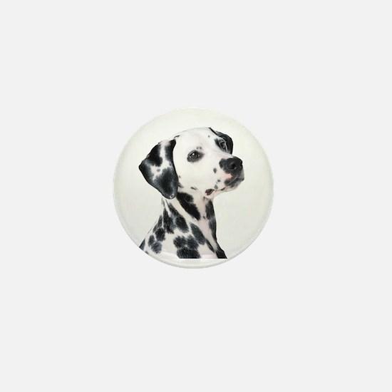 Dalmatian Mini Button