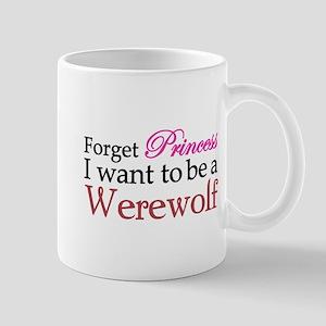 Forget princess Mug