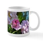 Romantic Pink Rose Mug