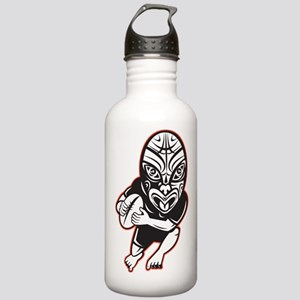 Maori Rugby player Stainless Water Bottle 1.0L