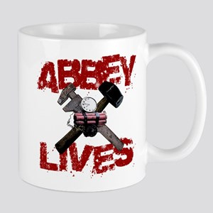 Abbey Lives! Mug