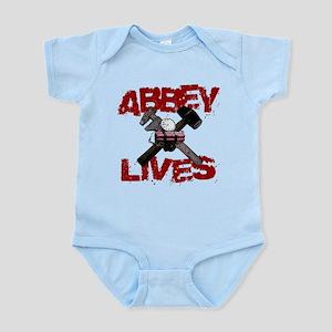 Abbey Lives! Infant Bodysuit