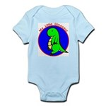 My Little Dinosaur Infant Bodysuit