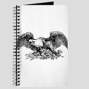 Eagle Art Illustration Journal
