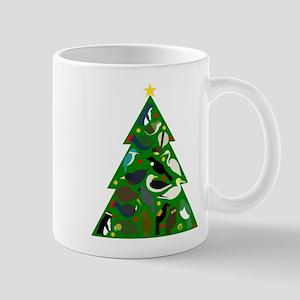 NZ Christmas Tree Mug