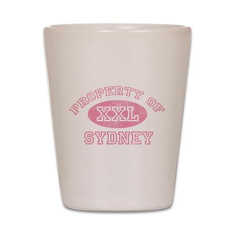 Property of Sydney Shot Glass