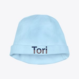 Tori Stars and Stripes baby hat