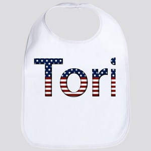 Tori Stars and Stripes Bib