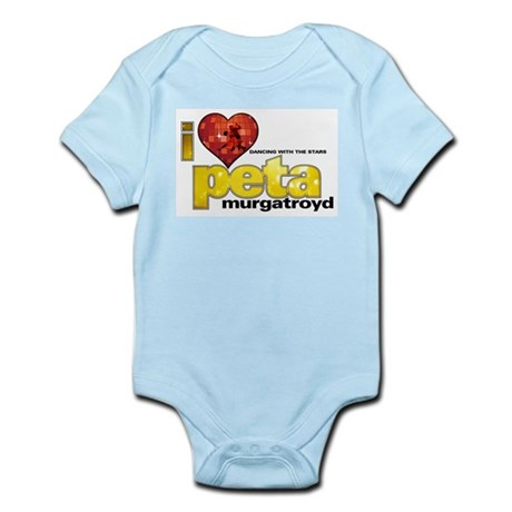 I Heart Peta Murgatroyd Infant Bodysuit