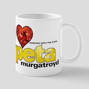 I Heart Peta Murgatroyd Mug