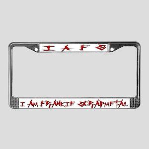 IAFS License Plate Frame