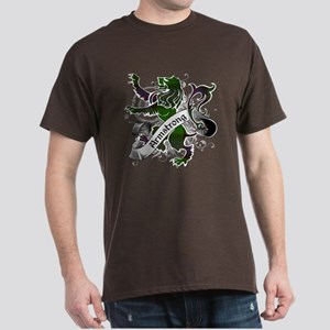 Armstrong Tartan Lion Dark T-Shirt