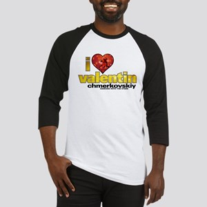I Heart Valentin Chmerkovskiy Baseball Jersey
