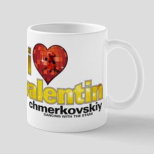 I Heart Valentin Chmerkovskiy Mug