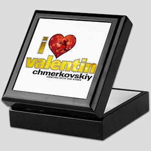 I Heart Valentin Chmerkovskiy Keepsake Box