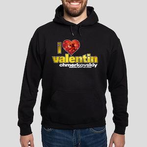 I Heart Valentin Chmerkovskiy Dark Hoodie
