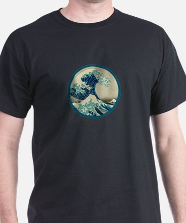 Kanagawa great wave T-Shirt