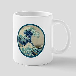Kanagawa great wave Mug