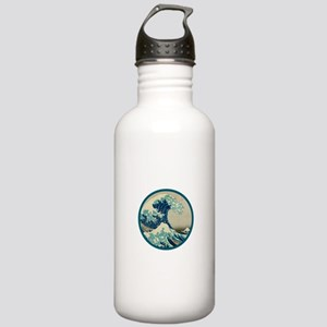 Kanagawa great wave Stainless Water Bottle 1.0L