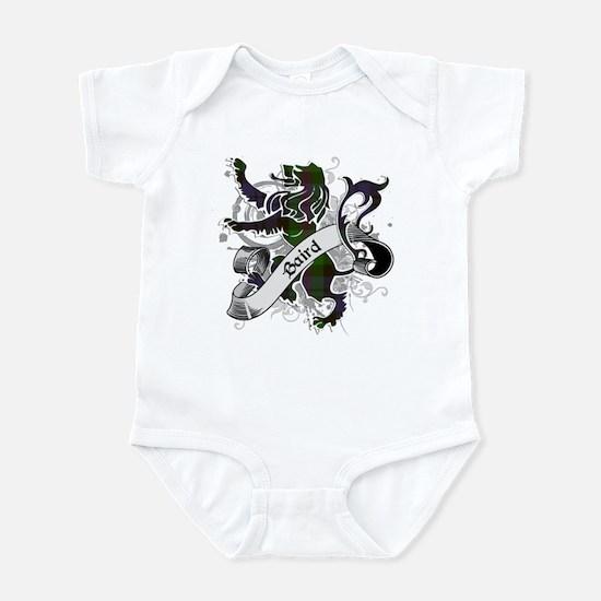 Baird Tartan Lion Infant Bodysuit