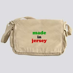 Made in Jersey Messenger Bag