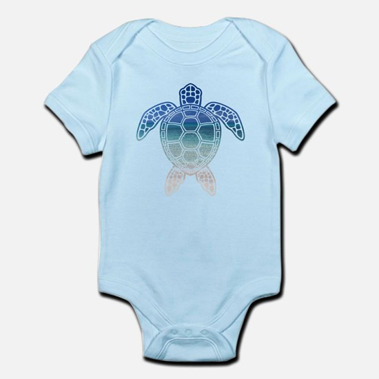 sea turtle-1 Body Suit