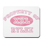 Property of Rylee Mousepad