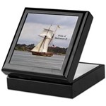 Pride Of Baltimore Ii Keepsake Box