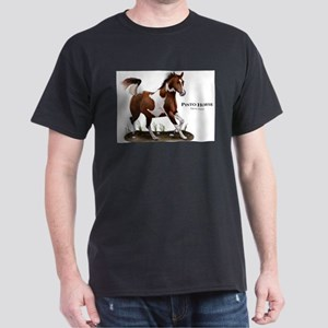 Pinto Horse Dark T-Shirt