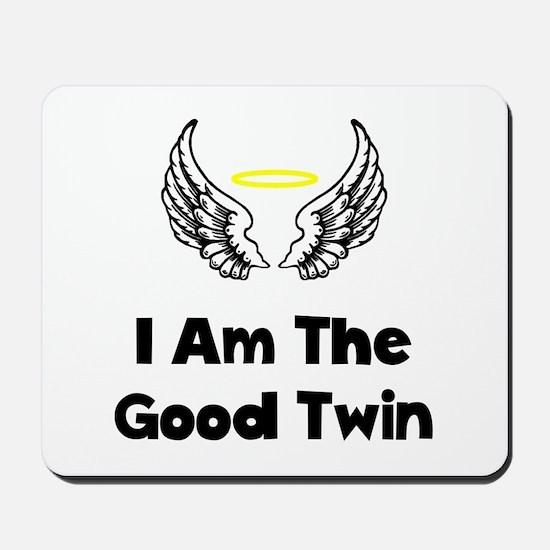 Good Twin Mousepad
